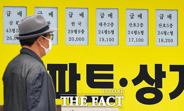 집값 오르고 대출 옥죄니…서울 아파트 거래량 급감